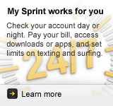 See what My Sprint can do for you